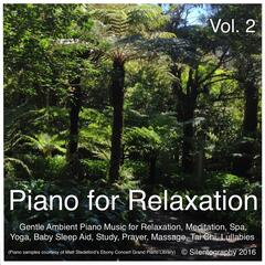 Piano for Relaxation, Vol. 2 (Gentle Ambient Piano Music for Relaxation, Meditation, Spa, Yoga, Baby Sleep Aid, Study, Prayer, Massage, Tai Chi, Lullabies)