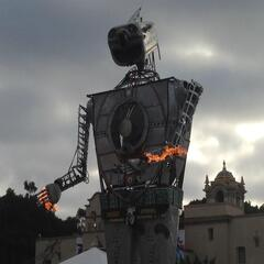 Attack of the Disco Death Bots