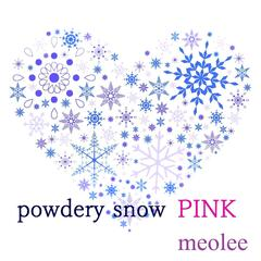 Powdery Snow Pink