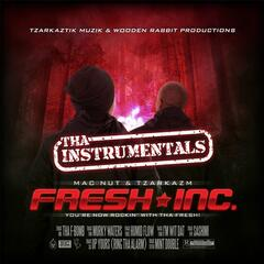 You're Now Rockin' With tha Fresh (Instrumentals)