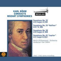Karl Böhm Conducts Mozart Symphonies