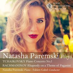 Tchaikovsky: Piano Concerto No. 1 - Rachmaninov: Rhapsody On a Theme of Paganini