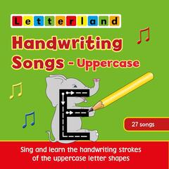Handwriting Songs Uppercase