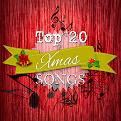 Top 20 xmas songs - The Most Beautiful Carols & Instrumental Melodies for Christmas Time