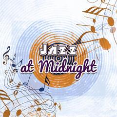 Jazz at Midnight - Smooth Cafe Jazz & Restaurant Music, Cool Instrumental Guitar Jazz Music