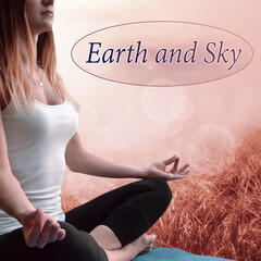 Earth and Sky - Guided Imagery Music, Asian Zen Spa and Massage, Sounds of Nature, Mindfulness Meditation