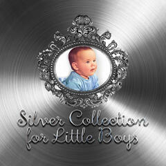 Silver Collection for Little Boys – First Steps with Chopin, Debussy and Other Composers, Classical Instruments for Kids, Great Time with Perfect Piano, Frolic & Pranks, Having Fun with Baby Car, Classics for Quick Silver, Baby Boom