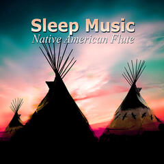 Sleep Music Native American Flute – Soothing Music Help You Sleep, Sounds of Nature for Relaxation and Fall Asleep, Cure Insomnia, Therapy Sleep Aid
