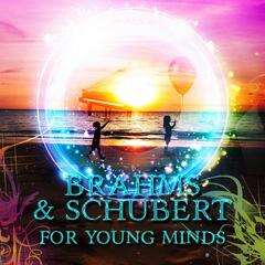 Brahms & Schubert for Young Minds – Classical Music for Children, Creative Thinking, Baby Cognitive Development, Increase Memory with Famous Composers, Kids Music for Mindfulness