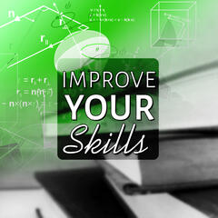 Improve Your Skills - Brain Power, Background Music to Read, Studying, Learning, Exam, Beta Waves, Nature Sounds