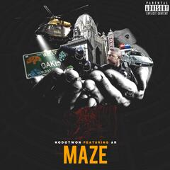 Maze (feat. AR) - Single