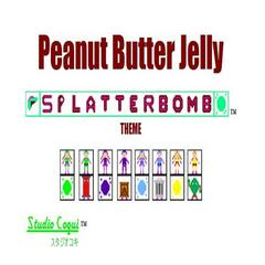 Peanut Butter Jelly (Splatterbomb™ Theme) - Single