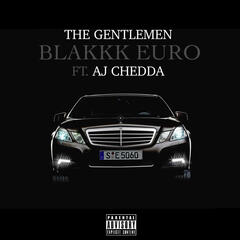 Blakkk Euro (feat. AJ Chedda) - Single