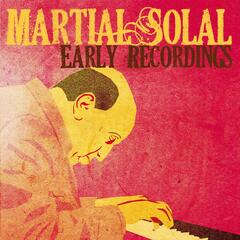 Martial Solal, Early Recordings