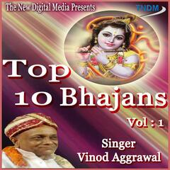 Top Ten Bhajans, Vol. 1