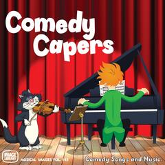 Comedy Capers: Musical Image, Vol. 145