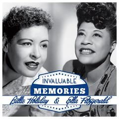 Invaluable Memories: Billie Holiday, Ella Fitzgerald