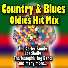 Country & Blues Oldies Hit Mix