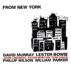 Jazzwerkstatt, New York Box, Vol. 1