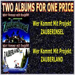 Two Albums For One Price - Wer kommt mit Projekt