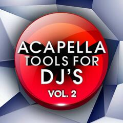 Acapella Tools for DJ's, Vol. 2