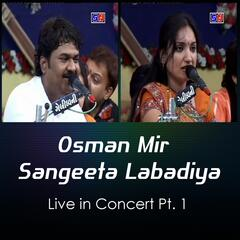 Osman and Sangeeta - Live in Concert, Pt. 1