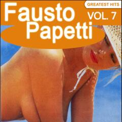Fausto Papetti Greatest Hits, Vol. 7 (Remastered)