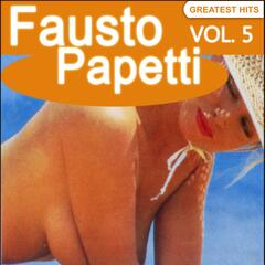 Fausto Papetti Greatest Hits, Vol. 5 (Remastered)
