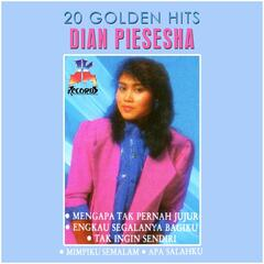 20 Golden Hits Dian Piesesha