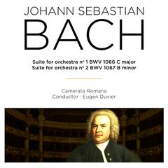 Bach: Suites for Orchestra No. 1, BWV 1066 & No. 2, BWV 1067