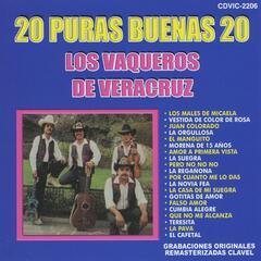 20 Puras Buenas: Los Vaqueros de Veracrúz