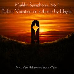 Mahler: Symphony No. 1 - Brahms: Variations on a Theme by Haydn