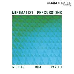 GDM Production Music Library: Minimalist Percussions