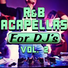 R&B Acapellas for DJ's, Vol. 2