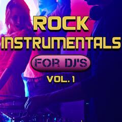 Rock Instrumentals for DJ's, Vol. 1