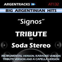Signos - Tribute to Soda Stereo - EP