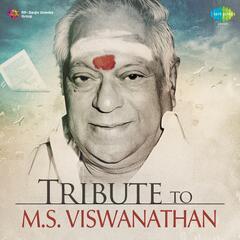 Tribute To M. S. Viswanathan
