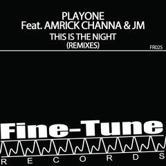 This Is the Night (Remixes)