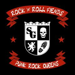 Rock'n Roll Fiends Punk Rock Queens