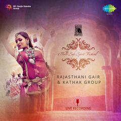 World Sufi Spirit Festival: Rajasthani Gair and Kathak Group