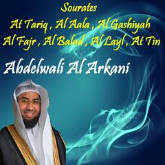 Sourates At Tariq , Al Aala , Al Gashiyah , Al Fajr , Al Balad , Al Layl , At Tin