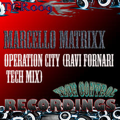 Operation City (Ravi Fornari Tech Mix)