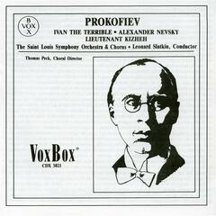 Prokofiev: The Film Music