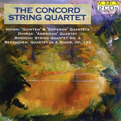 Haydn: String Quartet No. 62 / Beethoven: String Quartet No. 15 / Dvorak: String Quartet No. 12