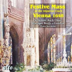 Festive Mass At The Imperial Court Of Vienna
