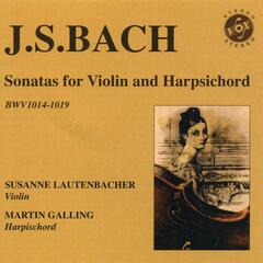 J. S. Bach: Sonatas For Violin And Harpsichord, Bwv 1014-1019