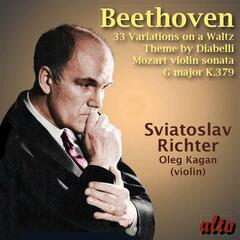 Beethoven: 33 Variations on a Waltz