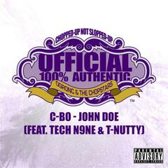 John Doe (OG Ron C Chopped Up Not Slopped Up Version) - Single
