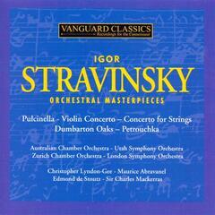 Stravinsky: Orchestral Masterpieces