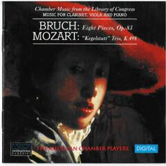 Chamber Music From The Library Of Congress - Bruch - Mozart
